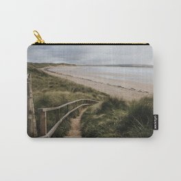 A day at the beach - Landscape and Nature Photography Carry-All Pouch