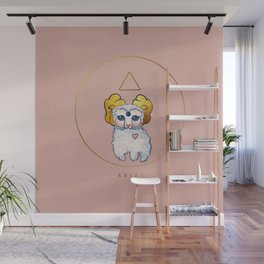 Baby Zodiac Collection - Aries Wall Mural