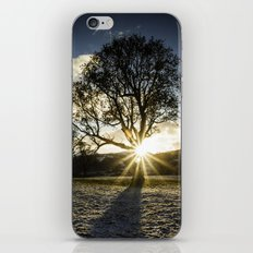A Winters Sunset iPhone & iPod Skin