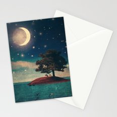 A Quiet Place for Two Stationery Cards