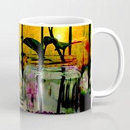 Sunset Balcony Coffee Mug