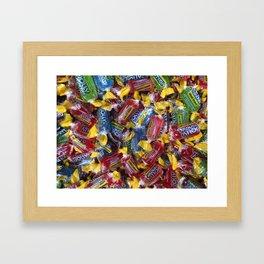 Candies 4 Framed Art Print