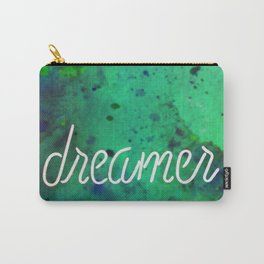Dreamer print Carry-All Pouch