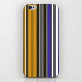 Design ethnic lines wild iPhone Skin