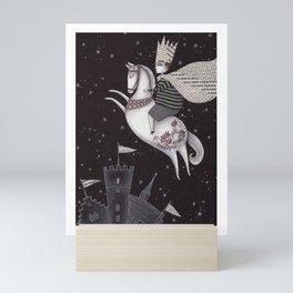 Five Hundred Million Little Bells (1) Mini Art Print