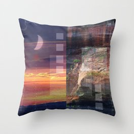 Up North Beauty Throw Pillow