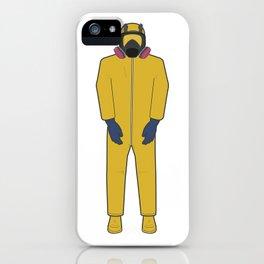 Walter White's Wardrobe - Hazmat iPhone Case