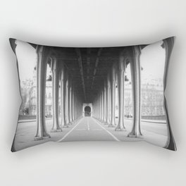 Bir Hakeim Rectangular Pillow