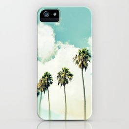 Paradise & Heaven iPhone Case