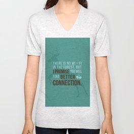 Better Connection Unisex V-Neck