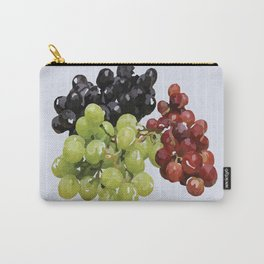 Grape Bunches Carry-All Pouch