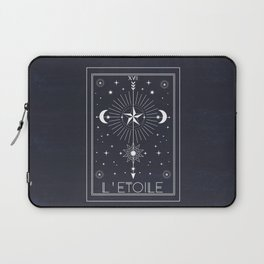 L'Etoile or The Star Tarot Laptop Sleeve