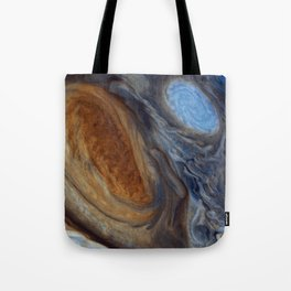 liver-spotted king | space #02 Tote Bag