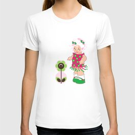 little miss coco T-shirt