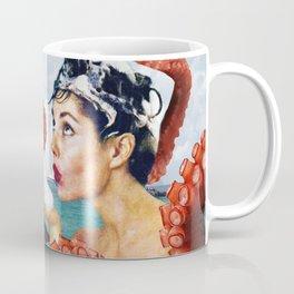 Ursula the Sea Creature Coffee Mug