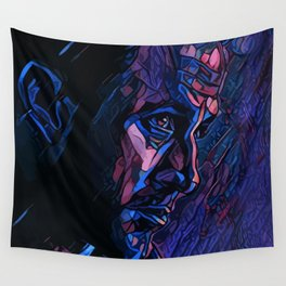 Ryan K Wall Tapestry