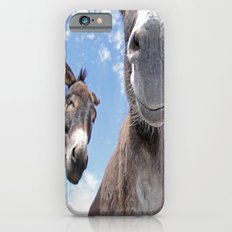 Funny Donkey Slim Case iPhone 6