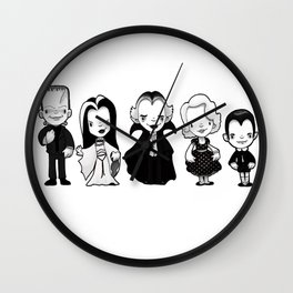 The Munsters Wall Clock