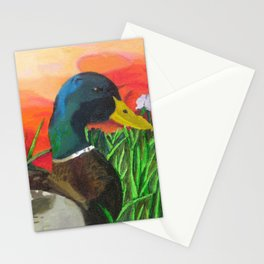 Early Rise Stationery Cards