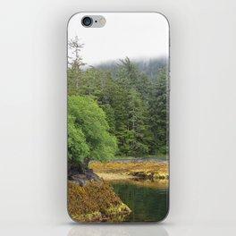 Verdant Sitka iPhone Skin