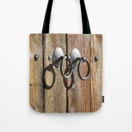 Ring Four Times Tote Bag