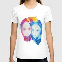 sisters T-shirts featuring Sisters by Caitlyn Murphy