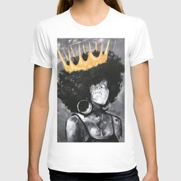 Naturally Queen II T-shirt
