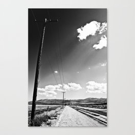 Distant Thoughts Canvas Print