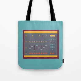 EMU SP1200 Sampler Tote Bag