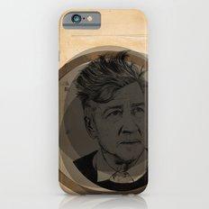 David Lynch Globe Slim Case iPhone 6s