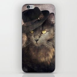 Miloe Micheletti iPhone Skin