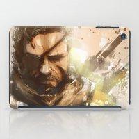venom iPad Cases featuring Venom by Vincent Vernacatola