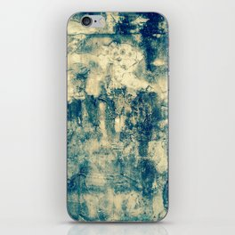 Abstract Grunge iPhone Skin