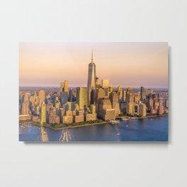1WTC Metal Print