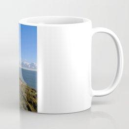 Climbing on the Cliffs  Coffee Mug