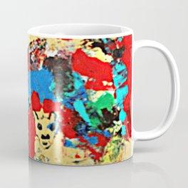 Mule Cow Alpaca Coffee Mug