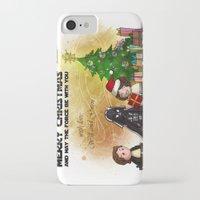 casablanca iPhone & iPod Cases featuring Casablanca Monigotadas by Monigotadas