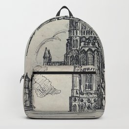 Ely Cathedral Backpack