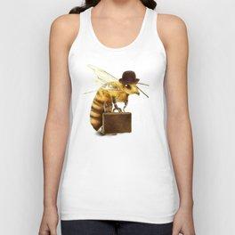 Worker Bee Unisex Tank Top