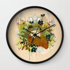 The Traveler Wall Clock
