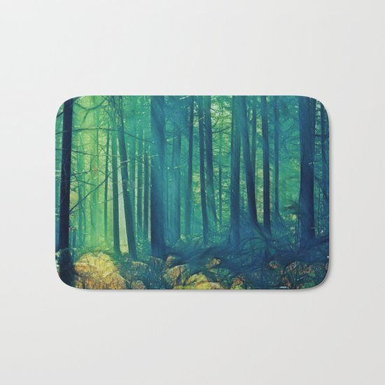 Eyes On The Forest, Not On The Trees. Bath Mat