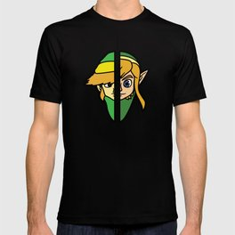 Old & New Link Comparison T-shirt