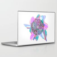 holographic Laptop & iPad Skins featuring Colour Me by Belinda O'Connell