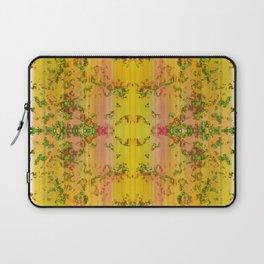 fresh stylized garden Laptop Sleeve