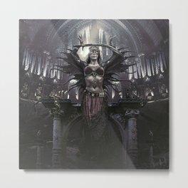 Death Spell Metal Print