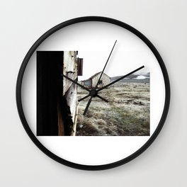 Il buono, il brutto, il cattivo (The good, the bad and the ugly) Wall Clock