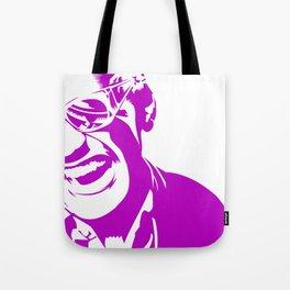 Ray Charles – Pink Tote Bag