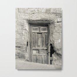 Doors #6 Metal Print