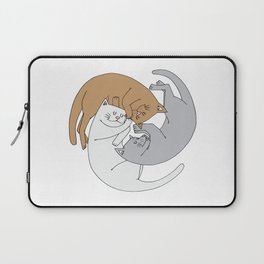 Spiral cats Laptop Sleeve