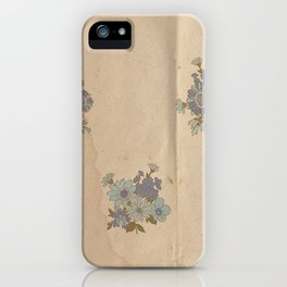 Dorchester Pattern No. 1 iPhone Case